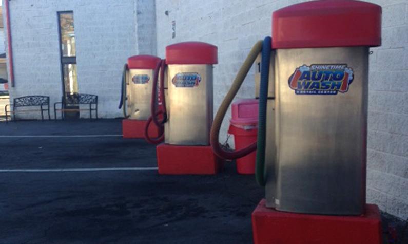 Car Wash Tannersville Pa